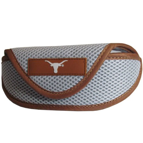 NCAA Texas Longhorns Sports Sunglasses Case, Orange - Ncaa Texas Longhorns Glass