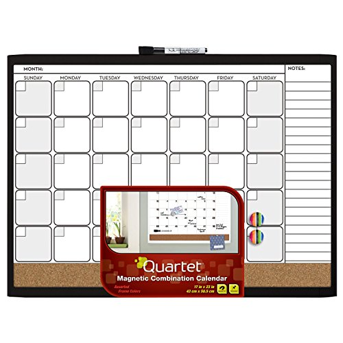Quartet Magnetic Combination Calendar 79380 WM