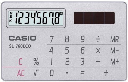 Casio Taschenrechner SL-760ECO