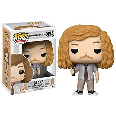 Nickelodeon Funko POP Television Workaholics Blake Action Figure: Funko Pop! Television:: Toys & Games