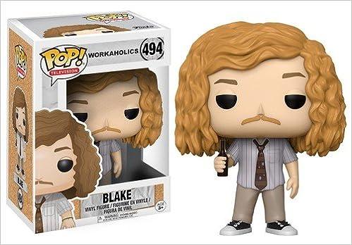 Pop Workaholics Blake Vinyl Figure