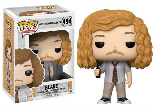 Nickelodeon Funko POP Television Workaholics Blake Action Figure]()