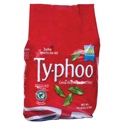 Typhoo Tea Bags 1100's (2 Packs)