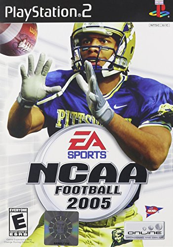 NCAA FOOTBALL 2005 (PS2, REFURB) - Ps2 2005