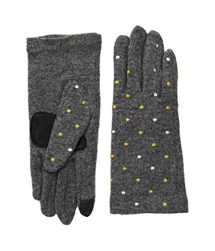 すり帳面乞食[エコーデザイン] レディース 手袋 Dot Dot Dot Gloves [並行輸入品]