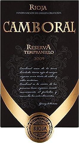 2009 Vicente Gandia Camboral Rioja Reserva, Spain 750ml - Rioja Wine Cellar