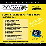 Zoom Karaoke CD+G - Platinum Artists 16: Abba