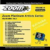 Zoom Karaoke CD+G - Platinum Artists 16: Abba