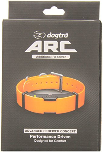 Dogtra ARC Additional Receiver Collar, Orange by Dogtra (Image #1)