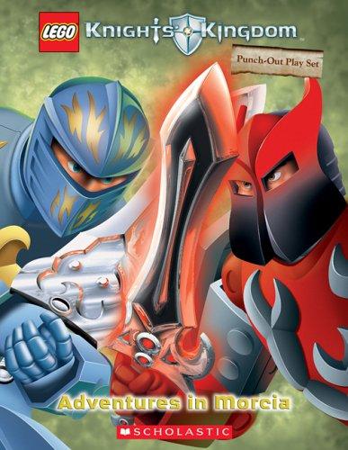 Knights' Kingdom Punch Out Book (Lego Knights' Kingdom) ebook