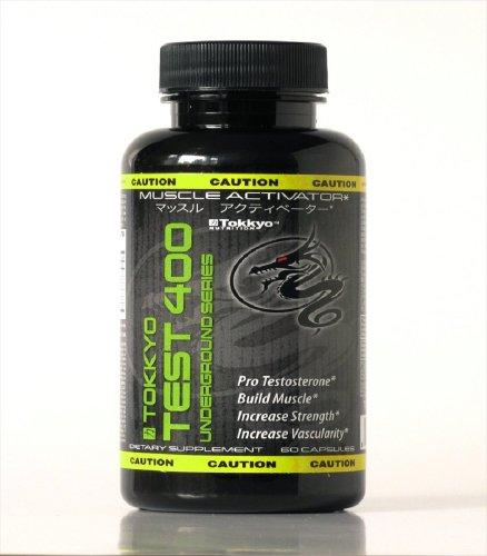 TEST400 Testosterone Booster