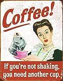 Desperate Enterprises 4SGM TSN1714 Coffee Shaking