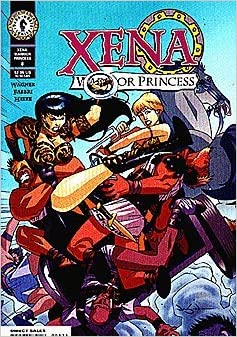 Xena Warrior Princess 1999 Series 8 Dark Horse Comics Amazon