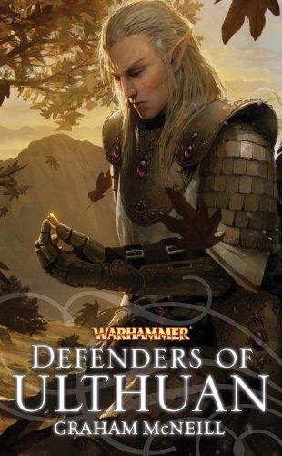Defenders of Ulthuan (Warhammer Novels)