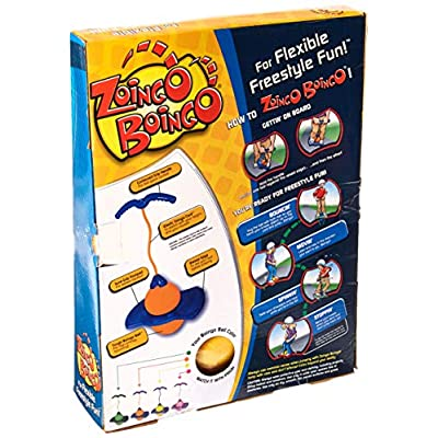 Goliath Zoingo Boingo Pogo (Color Will Vary), Assorted, 15 in X 11 in: Toys & Games