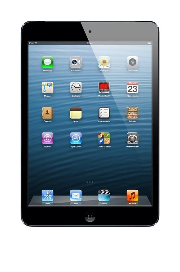 3 opinioni per Apple iPad Mini Tablet 32Gb, Wi-fi + Cellular, Colore Nero e Ardesia