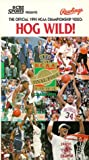 The Official 1994 NCAA Championship Video: Hog Wild! [VHS]