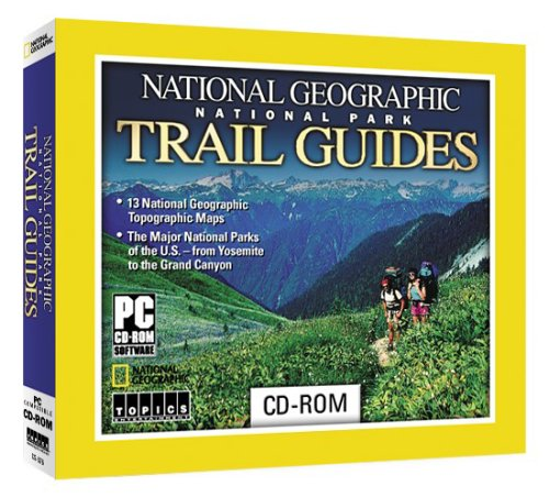 National Geographic National Parks Trail Guide