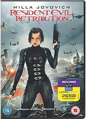 Resident Evil: Retribution [Reino Unido] [DVD]: Amazon.es: Milla ...