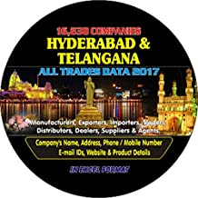 Hyderabad & Telangana Companies Data