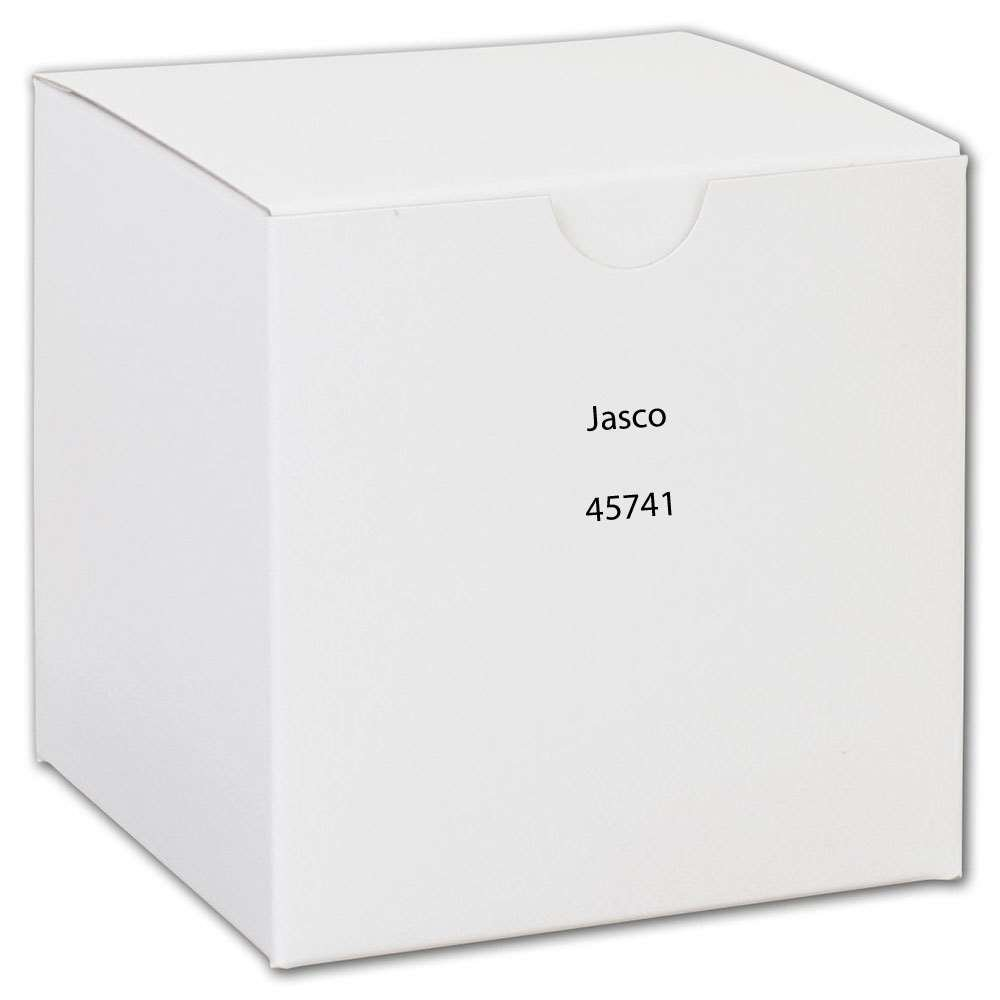 Jasco 45741 In-Wall Toggle - Aux (White)