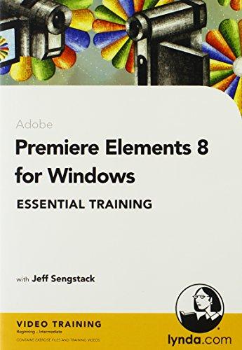 Premiere Elements Windows Essential Training product image