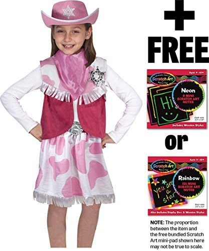 Halloween Style Western Cowgirl Cowboy Hat For Kid Boys Gilrs Party CostumesJKU