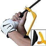 Andux pivotement de la formateur de golf pour améliorer l'angle swingde jzq-01
