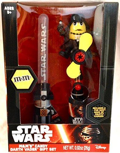 Star Wars M and M's Candy Darth Vader Set