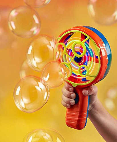 Light Up Bubble Fan (Light Up Fan)
