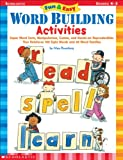 Fun and Easy Word Building Activities, Mary Rosenberg, 0439395011