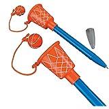 Fun Express Basketball Hoop Pens, 1 Dozen