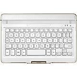 Samsung clavier QWERTZ Allemand Case avec Tastatur pour Tab S 8.4, blanc - s'adapte Tab S 8.4