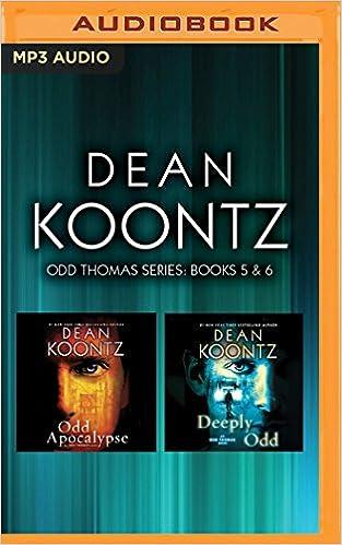 Amazon Dean Koontz Odd Thomas Series Books 5 6 Odd