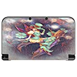Pixie Lady Fairytale Printed Design New 3DS XL 2015 Vinyl Decal Sticker Skin by Smarter Designs