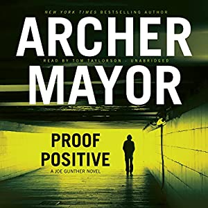 Proof Positive Audiobook