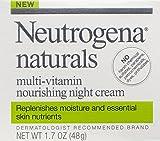 Neutrogena Naturals Multi-Vitamin Hydrating & Nourishing Facial Night Cream, 1.7 Oz. - 51PGVVr 9OL - Neutrogena Naturals Multi-Vitamin Hydrating & Nourishing Facial Night Cream, 1.7 Oz.