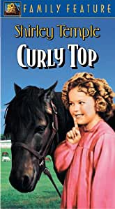 S.Temple-Curly Top [Import]