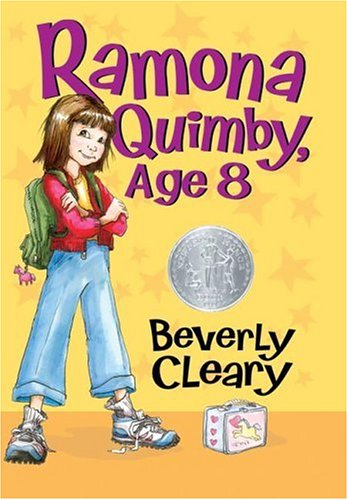 Ramona Quimby, Age 8 by Beverly Cleary 0688004784 9780688004781
