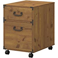 Ironworks 2 Drawer Mobile Pedestal