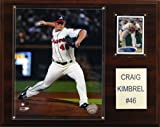 MLB Craig Kimbrel Atlanta Braves Player Plaque
