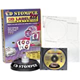 CD Stomper Pro Labeling System