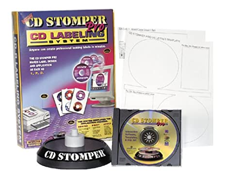 Amazon cd stomper pro labeling system maxwellsz