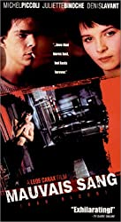 Mauvais Sang (Bad Blood) [Vhs]