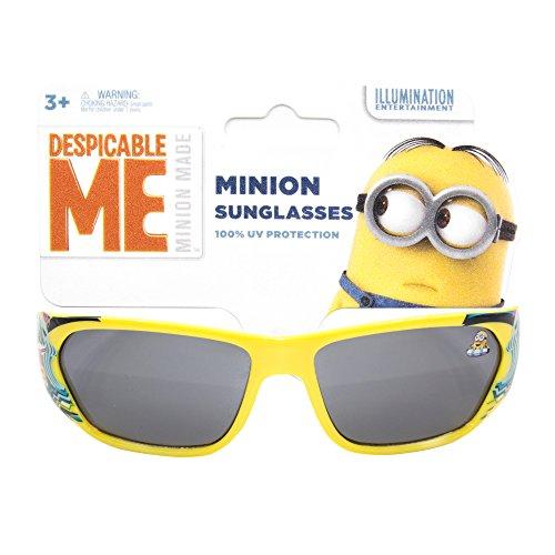 [NBC Universal Despicable Me boys sunglass] (Despicable Me Glasses)