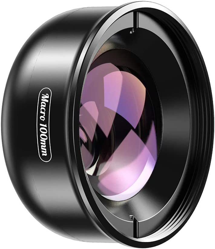 Apexel Professional Macro Lens for iPhone, Pixel, Samsung Galaxy and OnePlus Camera Phones