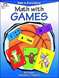 Math with Games, Bob DeWeese, 1557993254