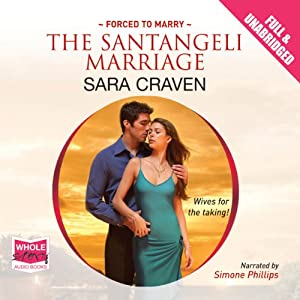 The Santangeli Marriage Audiobook