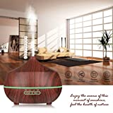 Aromatherapy Essential Oil Diffuser,Tenswall