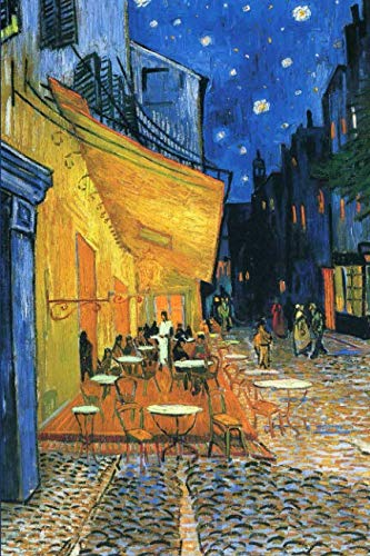 - Café Terrace at Night by Vincent van Gogh Journal